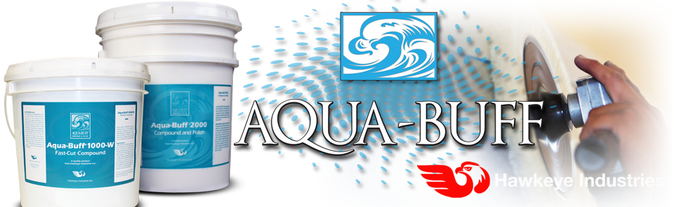 Aqua-Buff® Compounds & Polishes